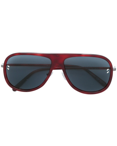 Pilotenbrille mit Nasenpads