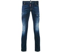 'Clement' Distressed-Jeans