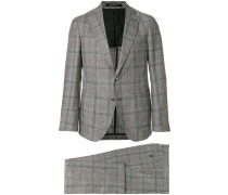 check two-piece suit