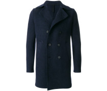 long sleeved fitted coat