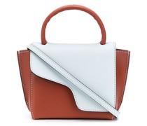 'Montalcino' Handtasche in Colour-Block-Optik