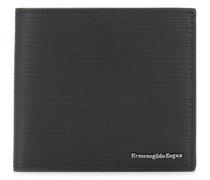 logo-plaque bi-fold wallet