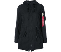 'Diplomat Fishtail' Parka - women