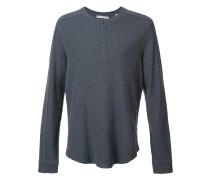 - Langarmshirt mit Knopfkragen - men - Baumwolle