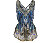 Dripping in Deco Camisole-Top