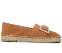 Loafer mit Logo-Schnalle