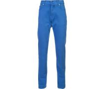 Schmal zulaufende Hose - men - Baumwolle - 36
