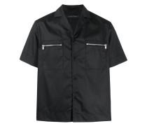 Hemd mit Reißverschlusstaschen