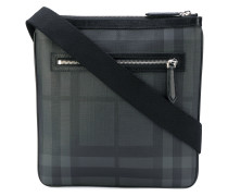London Check crossbody bag