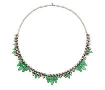 'Superstud' Halskette aus 925er Silber