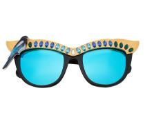 'Magpie' Sonnenbrille - women