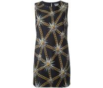 Kleid mit Sonnen-Print