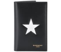Portemonnaie mit Stern-Applikation