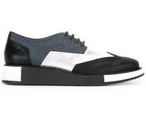 'Geo Wing' Derby-Schuhe