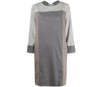 colour-block dress