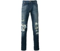 Distressed-Jeans - men - Baumwolle/Elastan - 31