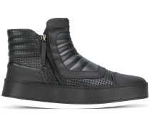 'Moto' High-Top-Sneakers