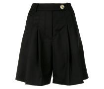 'Oscar' Shorts mit Falten