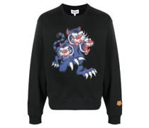 x Kansaiyamamoto Three Tigers Sweatshirt