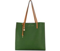 The Grind Shopper colour block tote