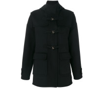 panther duffle coat