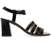 Palma Sandalen aus Lackleder