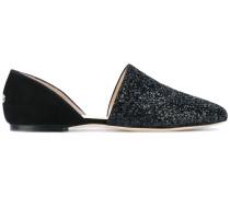 'Globe' Schuhe mit Glitzereffekt