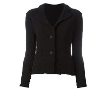 Blazer in Knitteroptik - women