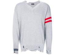'Kurt' Distressed-Pullover