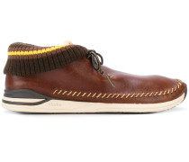 Stiefel mit Kontratseinsatz