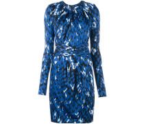 'Morgana' Kleid mit verdrehtem Design