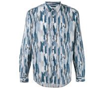 Hemd mit Camouflage-Print - men - Baumwolle - 41