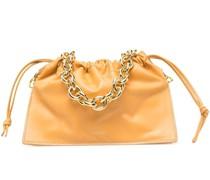 Handtasche mit Kettendetail