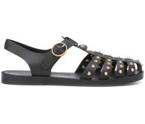 Sandalen mit Riemchen - men - rubber - 9
