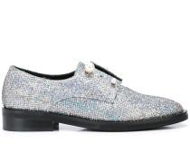 'Fernanda' Derby-Schuhe mit Glitter