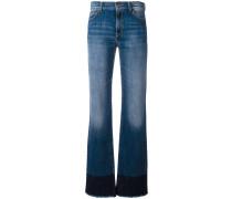 - Gerade Jeans - women - Baumwolle/Polyester - 28