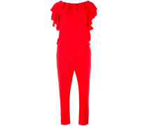 Jumpsuit mit Volant - women - Polyester - S