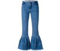 'Puff' Jeanshose - women - Baumwolle - 6