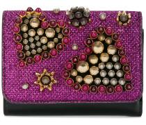Portemonnaie mit Perlen