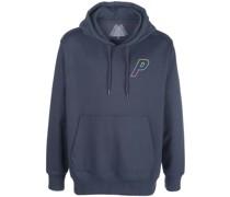 Kapuzenpullover mit P-Logo