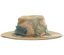 patch detailing fedora hat