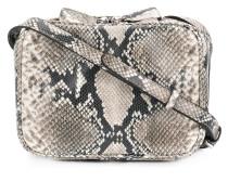 python skin effect crossbody bag  Unavailable