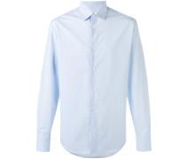 - Gemustertes Hemd mit Logo-Print - men