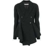 flared fitted blazer