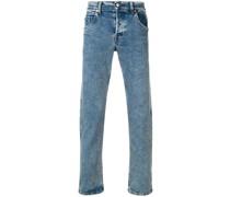 Klassische Tapered-Jeans