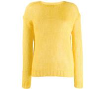 Locker gestrickter Pullover