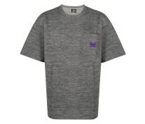 Oversized-T-Shirt mit Schmetterling