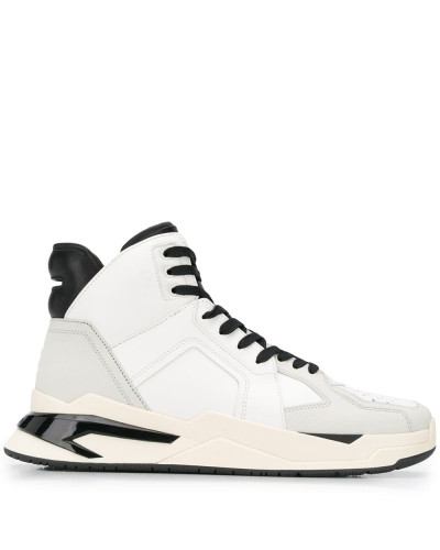 'B-Ball' High-Top-Sneakers