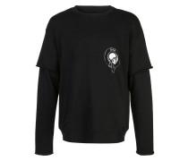 Gestepptes Sweatshirt