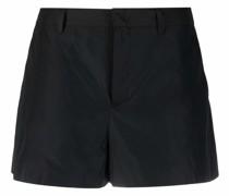 Halbhohe Shorts